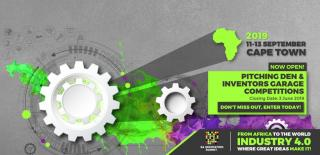 competition SA Innovation Summit Pitching Den