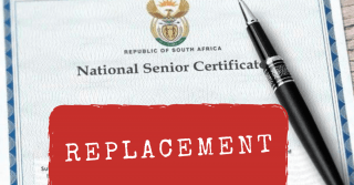 Apply for a Replacement of Your Damaged or Lost Matric Certificate